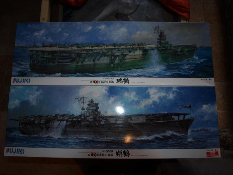 présentation ijn Shokaku et Zuikaku  327936P1293506