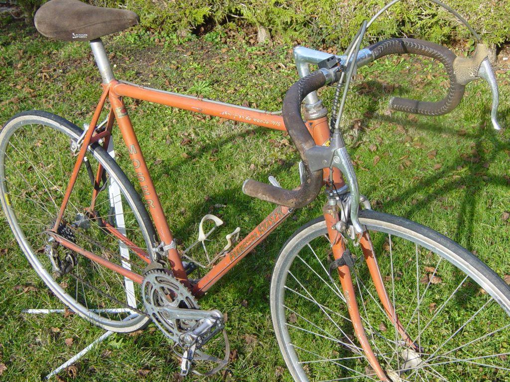 Vélo de course MOSER 1976 328376Rvlo