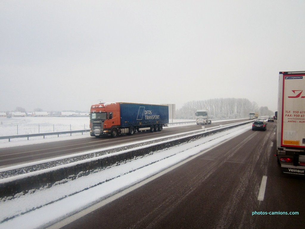 DFDS. Logistics 328524photoscamions8II2013124Copier