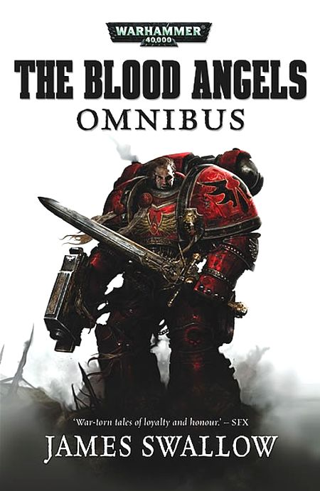 Blood Angels Omnibus de James Swallow 328749bloodangelsomni