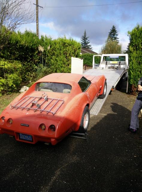 Corvette C3 76 en cours de restauration - Page 2 328761IMG20141011115702