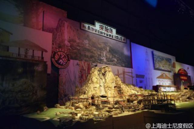 [Shanghai Disneyland] ADVENTURE ISLE (Soaring.../Roaring Rapids/Camp Discovery/Tarzan) 32944666w2
