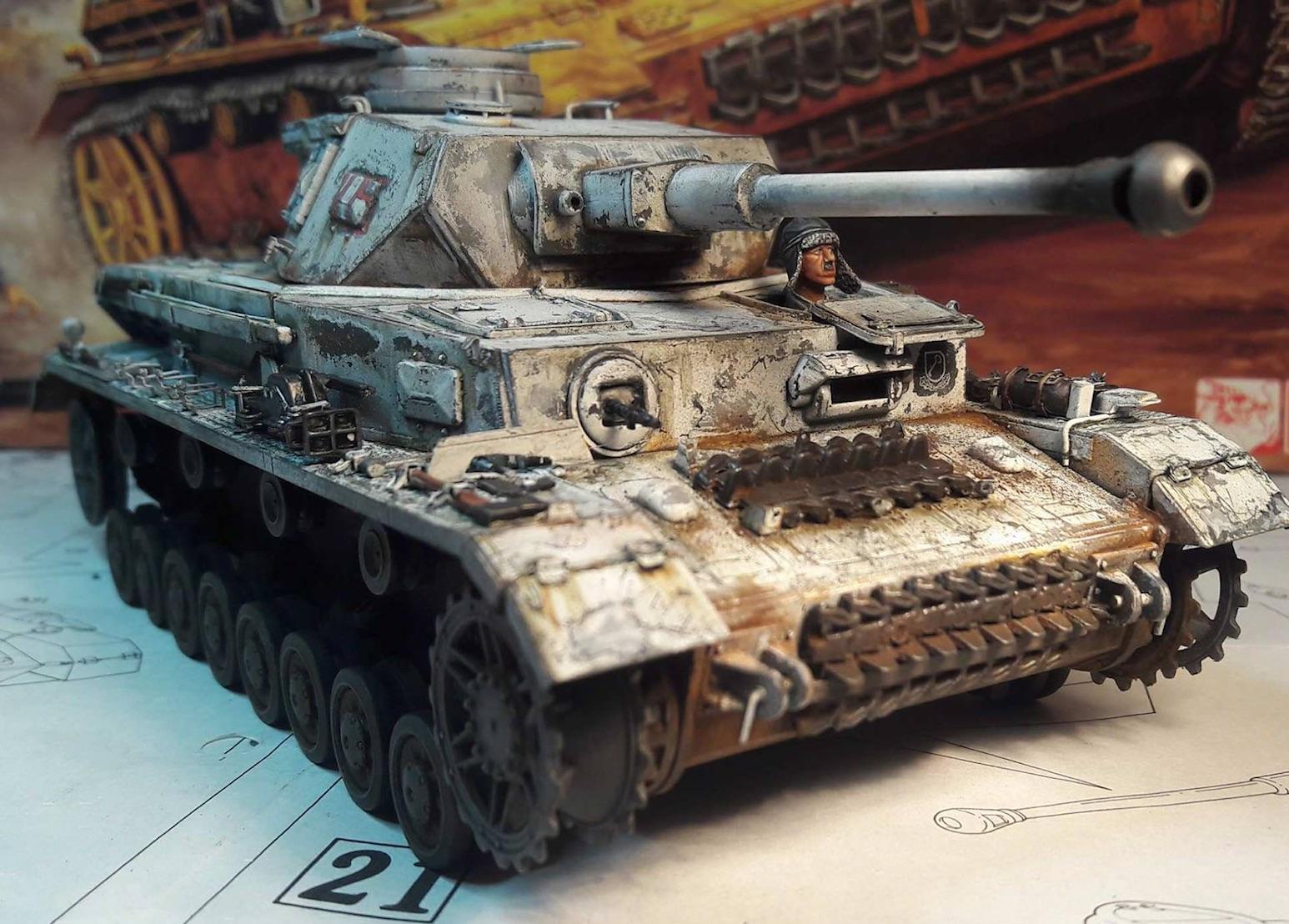 PzKpfw. IV Ausf. F2 - Dragon - Page 3 330518BeforeTracks2