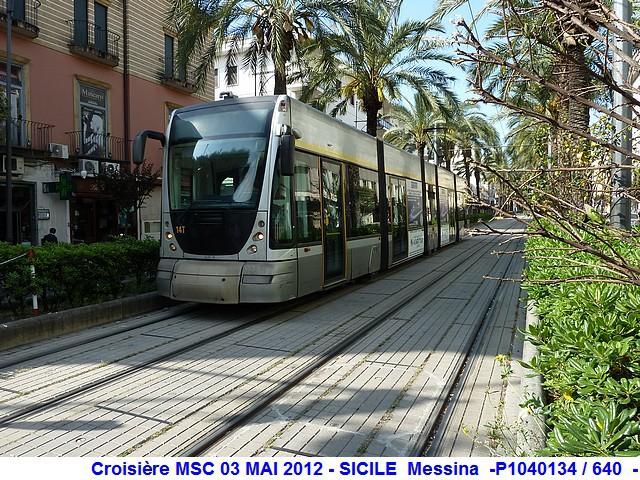 MSC Splendida Du 28 avril au 5 mai 2012 Gêne Barcelone Tunis La valette Taormine Messine Rome 330782P1040134