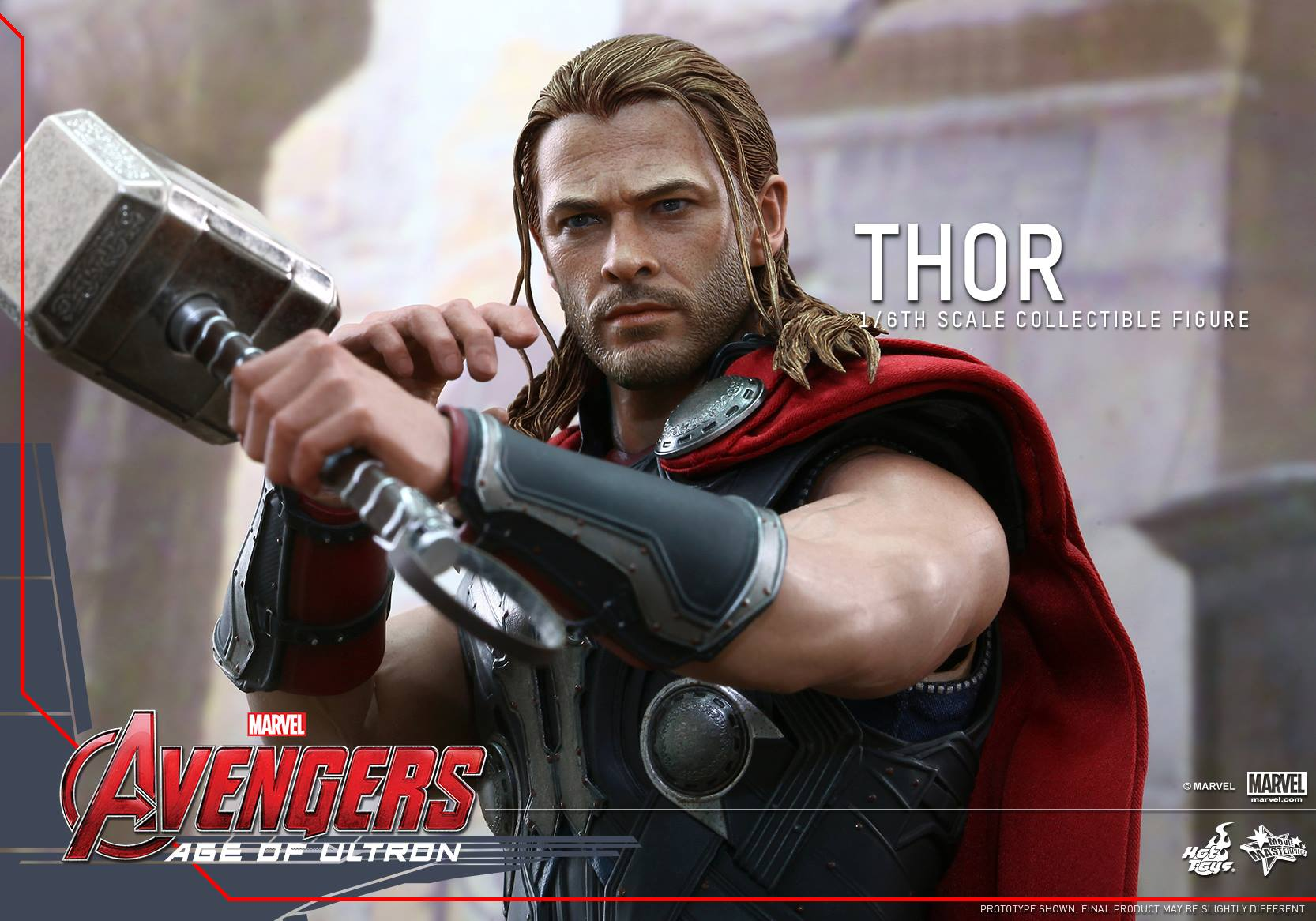 HOT TOYS - Avengers: Age of Ultron - Thor 331085109