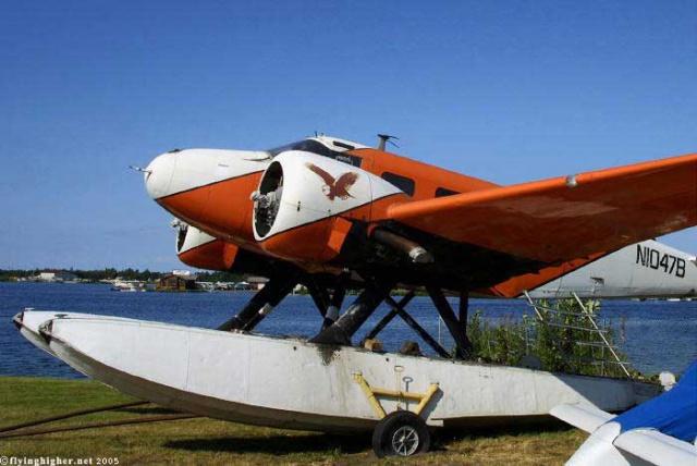 Beechcraft 18 Alaskan Bushplane  3315311011736