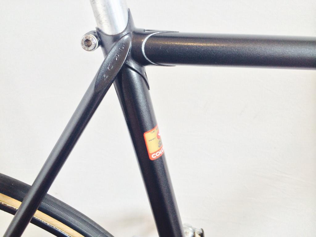 Vélo de piste Jean Marie Brun Tubes Columbus 331693image