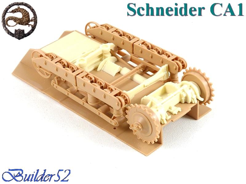 CHAR SCHNEIDER CA 1 - HOBBY BOSS 1/35 331967P1040923