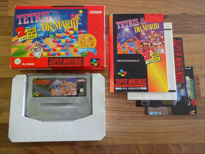 Prupru's Collection ! 100% Super Nintendo et 200% Super Comboy !! - Page 19 333058TetrisDrMarioNintendoClassicsUKV