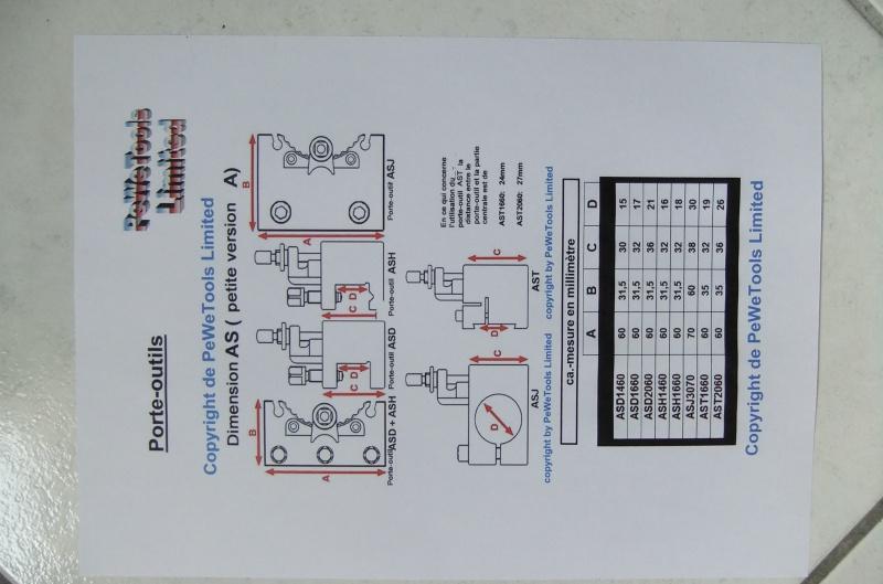 La mise en service de mon tour Acimex BL250D 333111DSCF8043