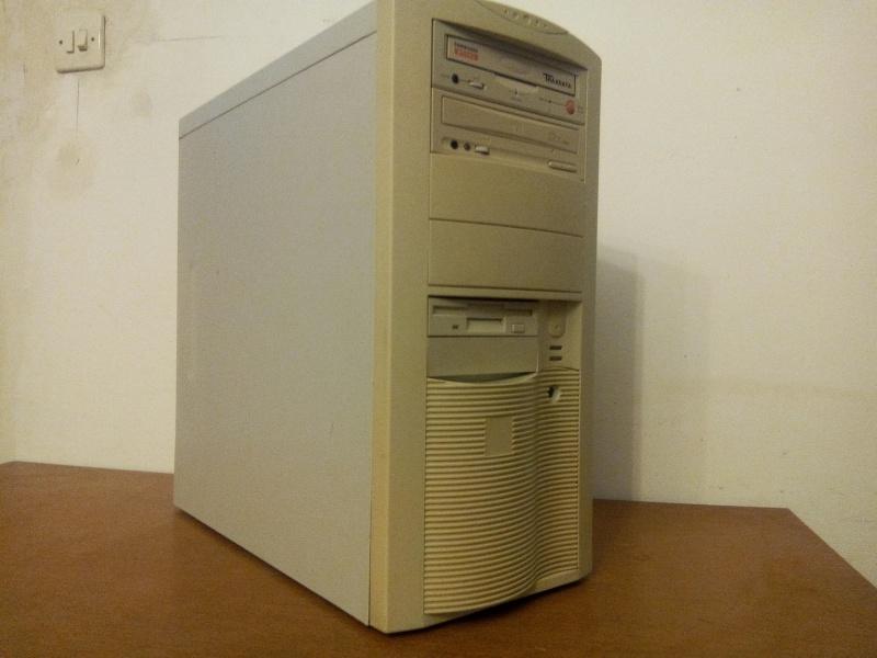 Windows 98 et après, ou comment ressusciter un vieux PC 333718PC121