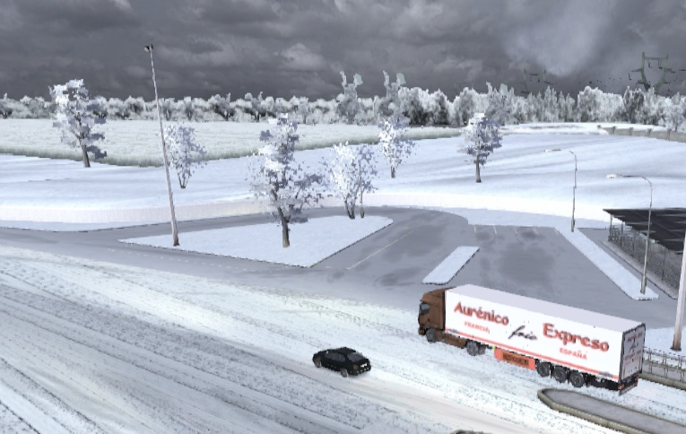 ETS2 - On the road 4 et extension Russie 334141ets200011