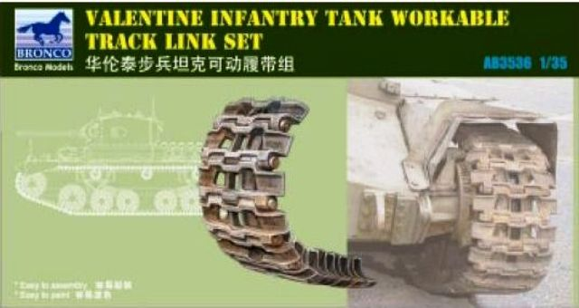 Infantry Tank III Valentine Mk.II - AFV CLUB 1/35 334375ab3536