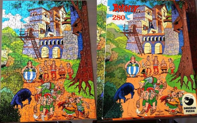 Mes dernières acquisitions Astérix - Page 4 334455puzzle
