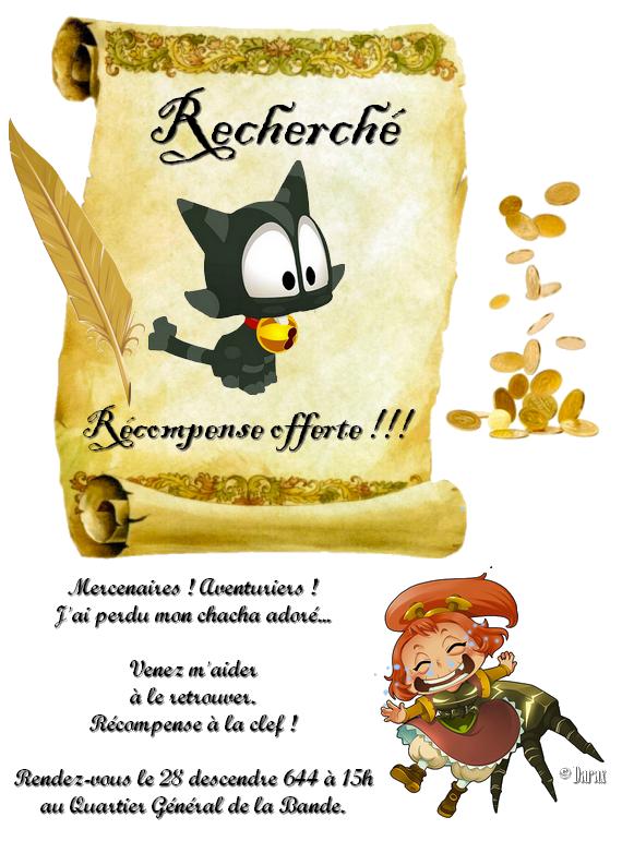 [Terminé ] Chacha Aventure 334497afficheweb