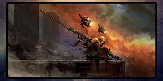 DarkhShines, j'inaugure le forum !  335099bandarken