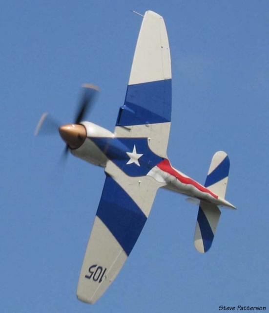 """Fury """"Racer"""" 1/48 """"Spirit of Texas"""" 335206furyn24sf7"""