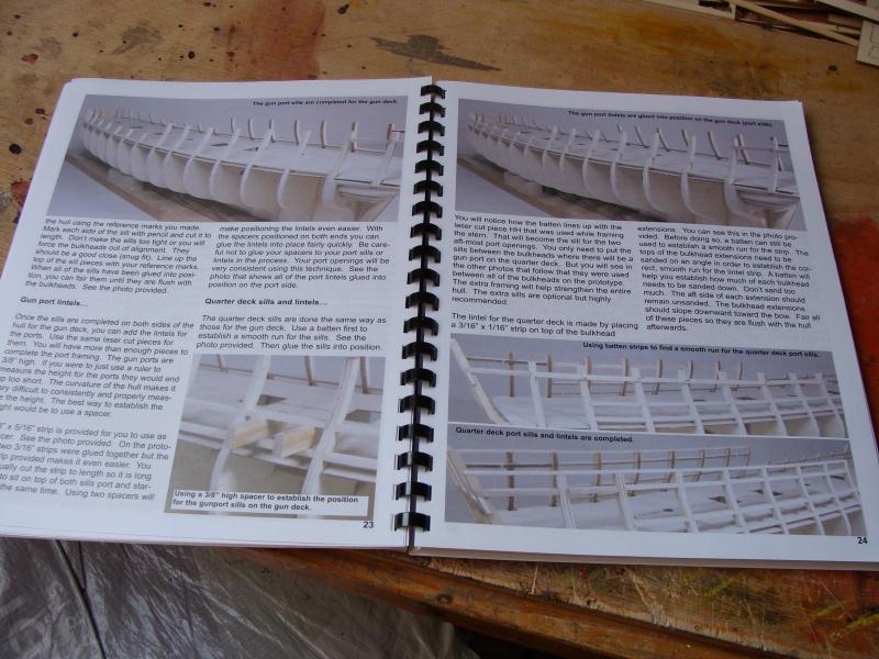 "US  Frigate CONFEDERACY 1778  de Model Shipways  au3/16"" 335866DSC01866"