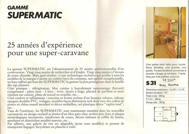 Les Esterel, début 80' 336397Brochure5001