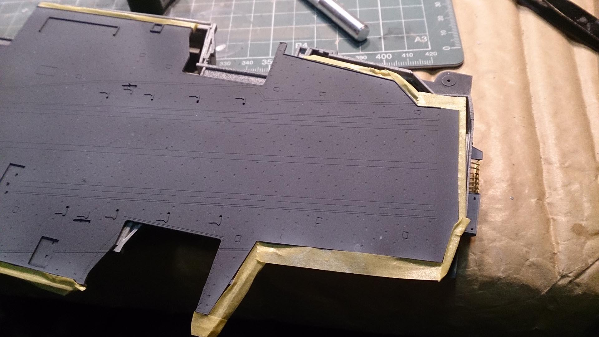 USS Theodore ROOSEVELT CVN-71 [Trumpeter 1/700] - Page 2 336907cvn7141
