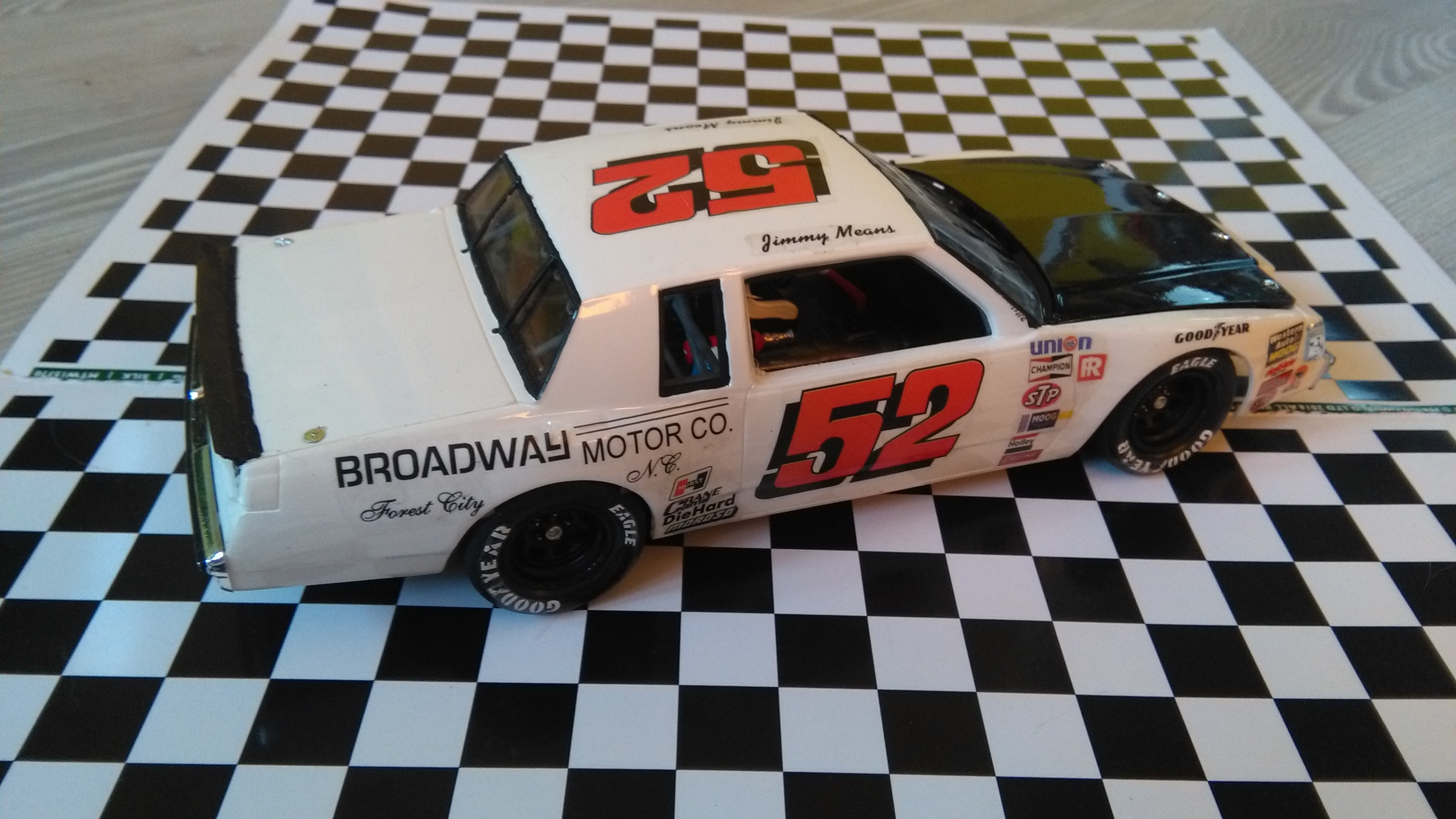 Buick Regal 1982 #52 Jimmy Means Broadway motor  337408IMG20170216082934
