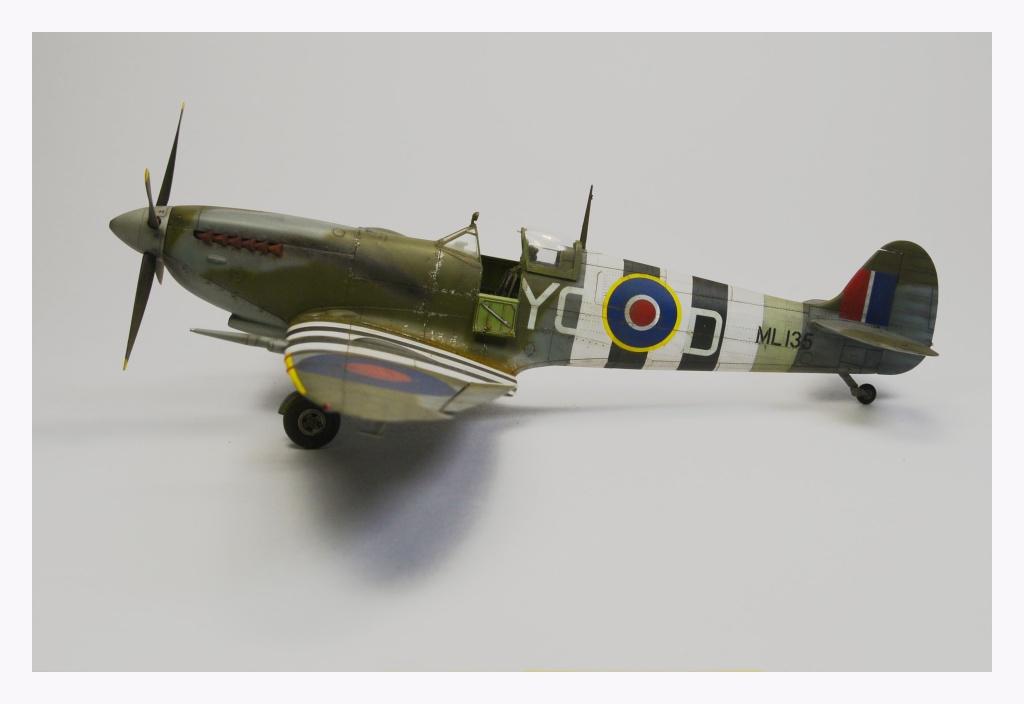 Spitfire Mk IX 1/48  337650Spitfire5