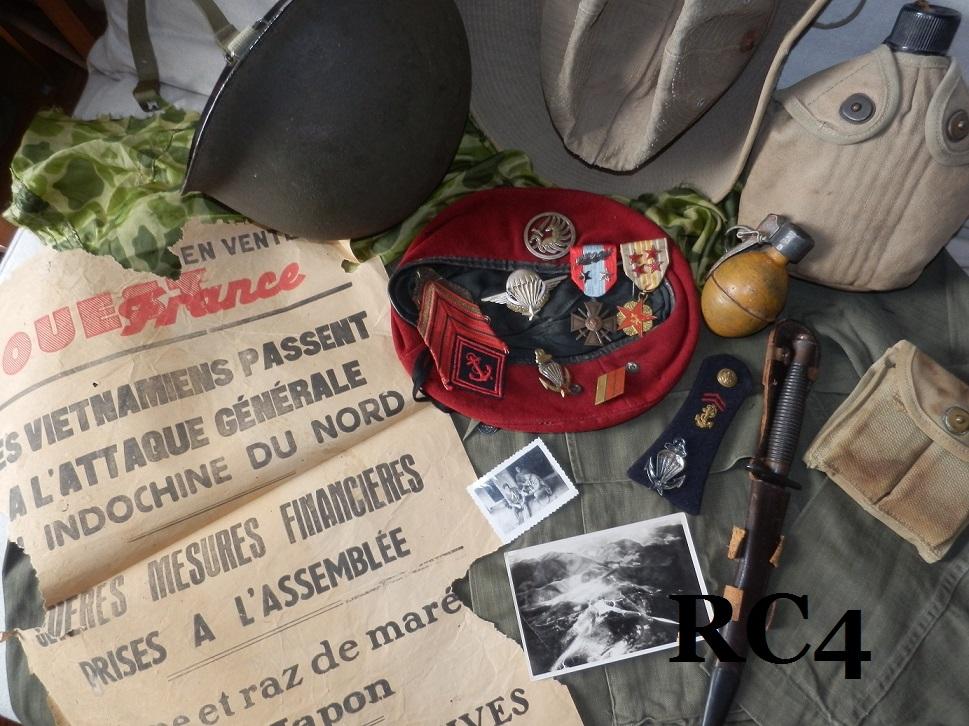 Quinze mois prisonnier chez les Viets Claude GOELDHIEUX 3è BCCP RC4 1950 339052PA170026