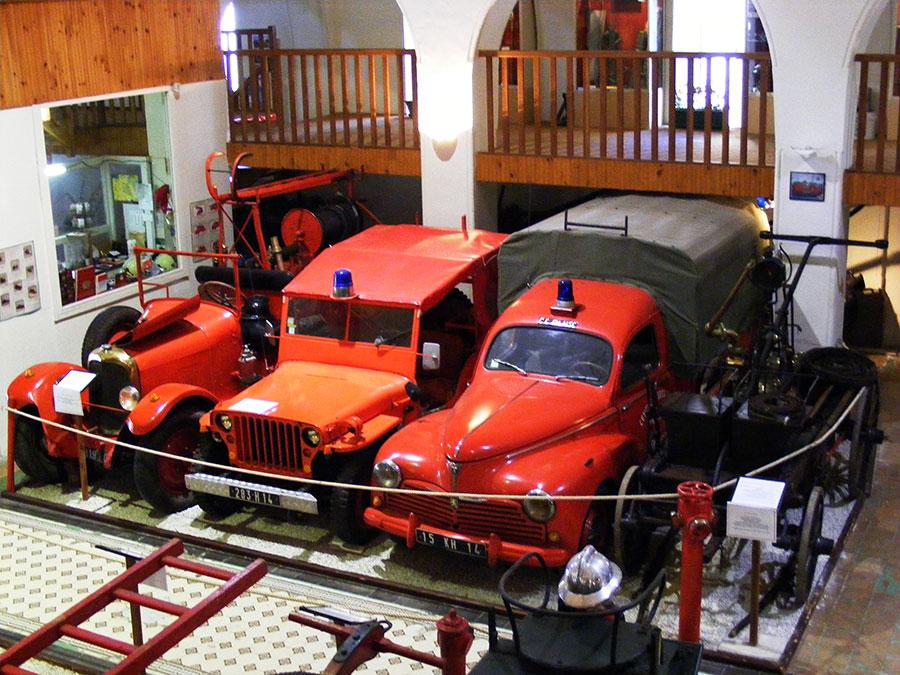 Bagnoles de l'Orne - Musée départemental des pompiers. 339907DSCF1721z9