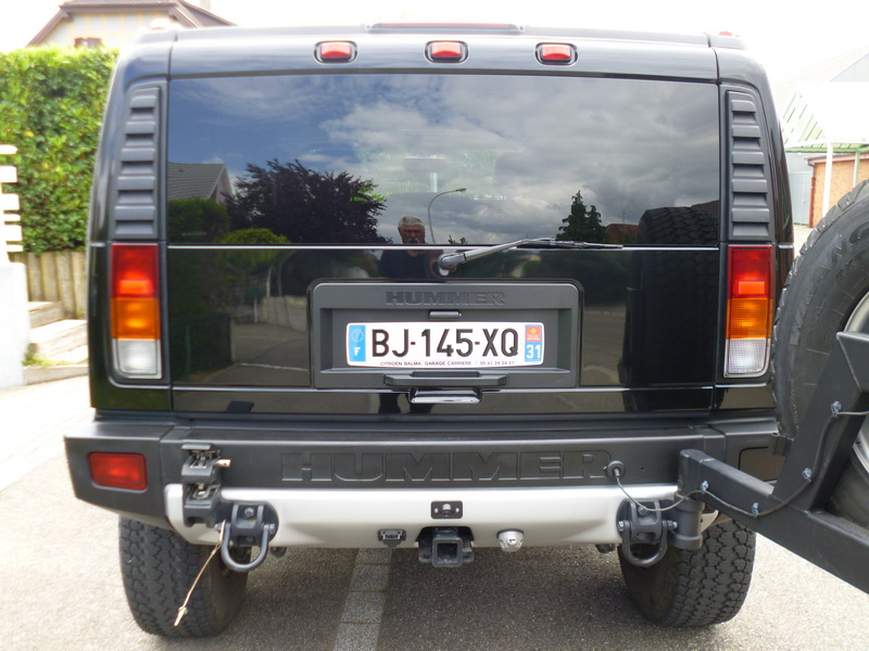 HUMMER H2 V8 6,2L Luxury 2008  (RUN) 341055P1040072