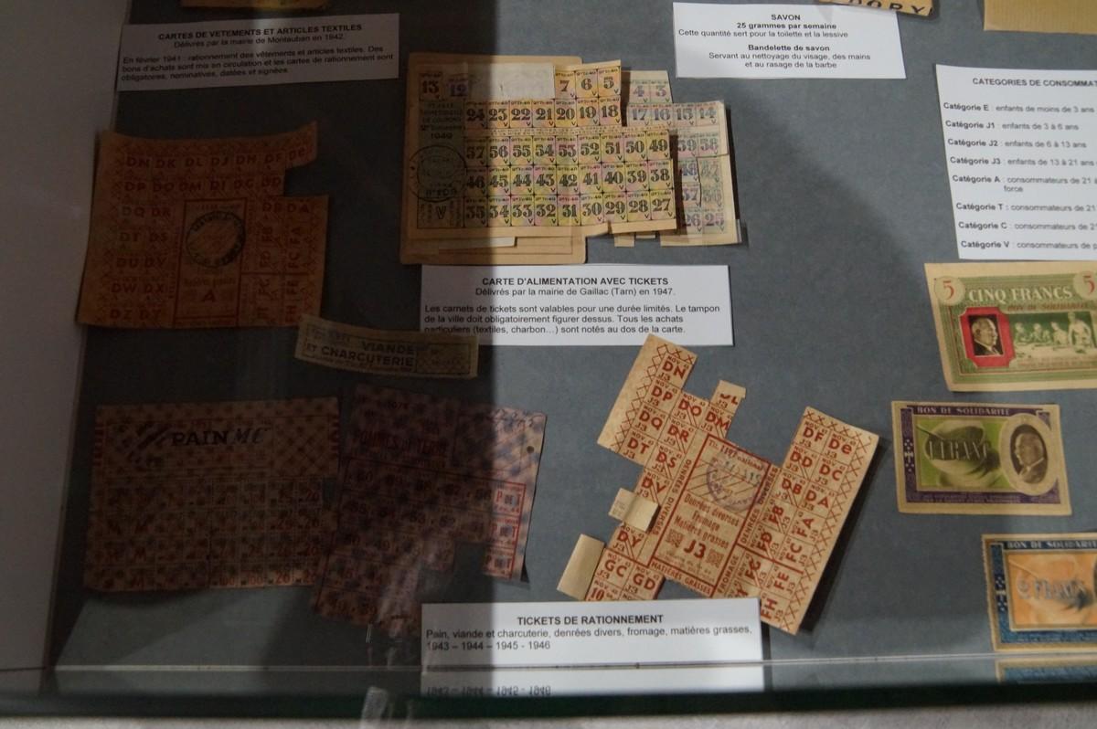 [ Histoire et histoires ] Musée de la résistance et du combattant à Montauban 341115DSC07545