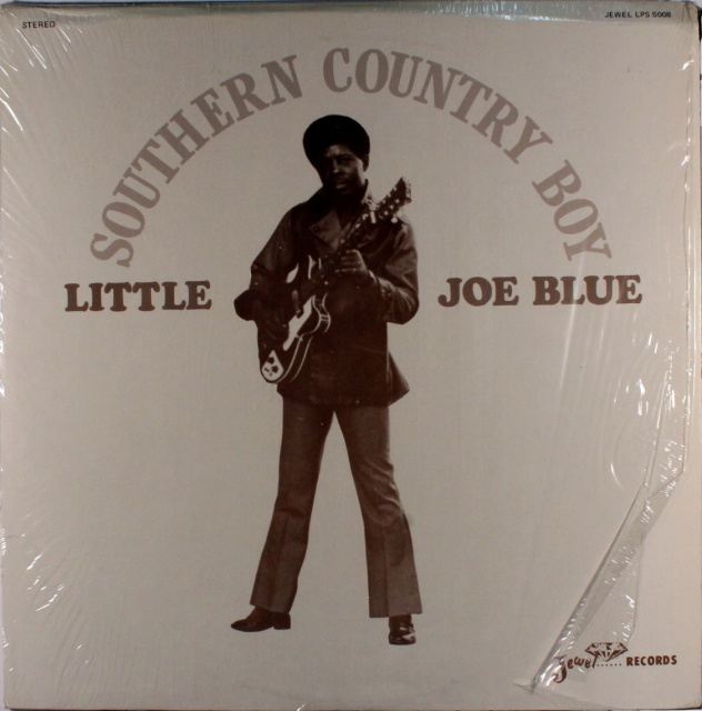 Little Joe Blue - Southern Country Boy (1972) 341715LittleJoeBlueSouthernCountryBoyJewelLPS5008