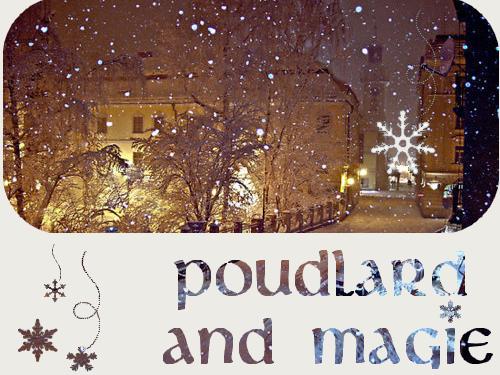 » Poudlard & Magie « 342203snowflakes08