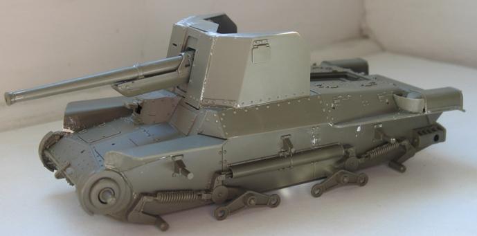 canon automoteur type 1 Ho-Ni Tamiya 1/35 342548modles106003