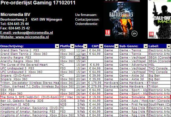 Les Sims™ 3 : Suites de Rêve Kit 343868626687125351e51112b3o