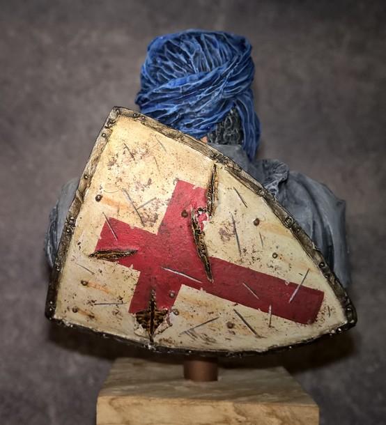 Templier à Jérusalem - Premier buste 344019Templier4