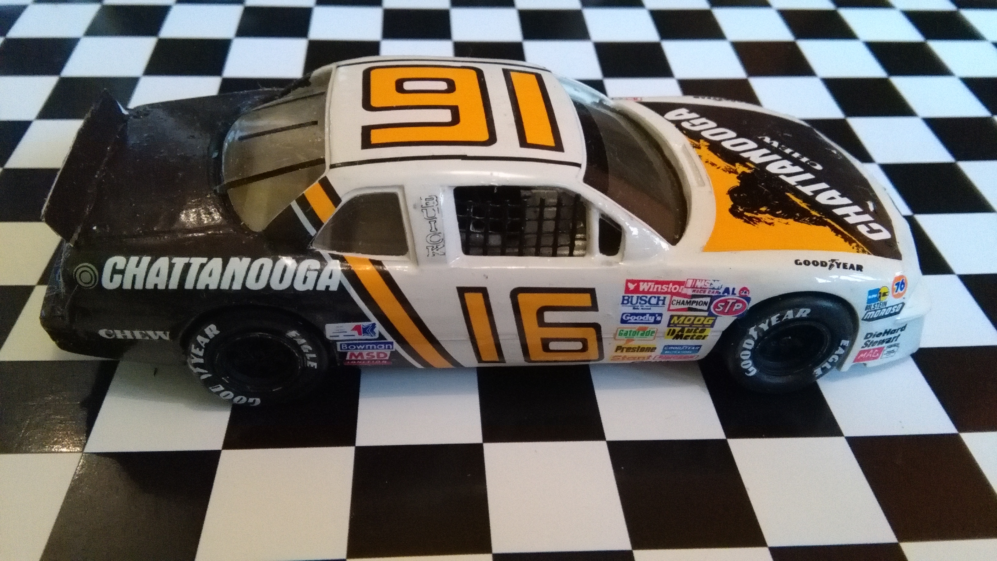 Buick Regal Chattanooga starter 1/43 (not me) 344033IMG20170211141424