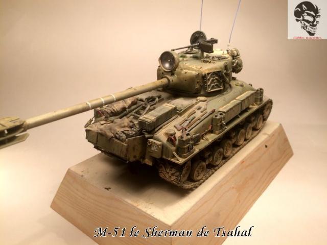 M-51 Super Sherman IDF - Academy 1/35 344313IMG4924