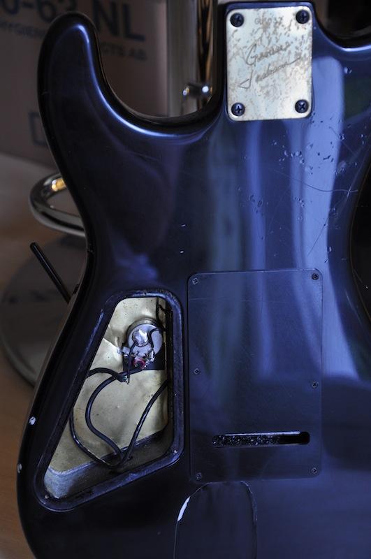 "Charvel San Dimas Bullseye Masterbuilt ""aged"" Legacy III 344396DSC0003"