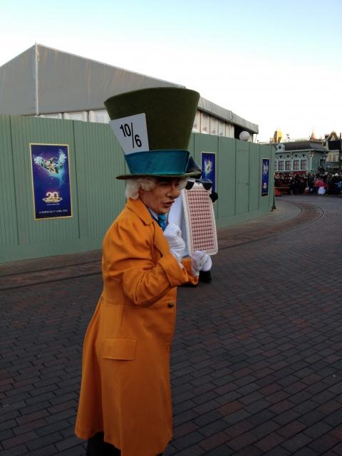 T.R. Séjour Disneyland Paris du 6 au 9 Fevrier 2012 au NPBC 344967250