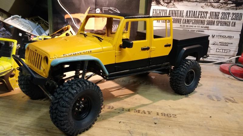 Jeep JK BRUTE Double Cab à la refonte! - Page 2 34516320141024144249