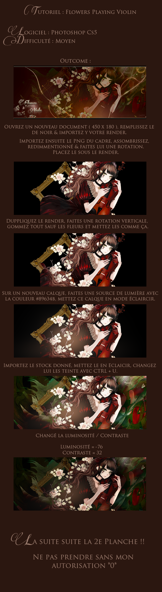 [Photoshop] Tutoriel : Flowers Playing Violin + Bonus Typo 345847tutoviolon1