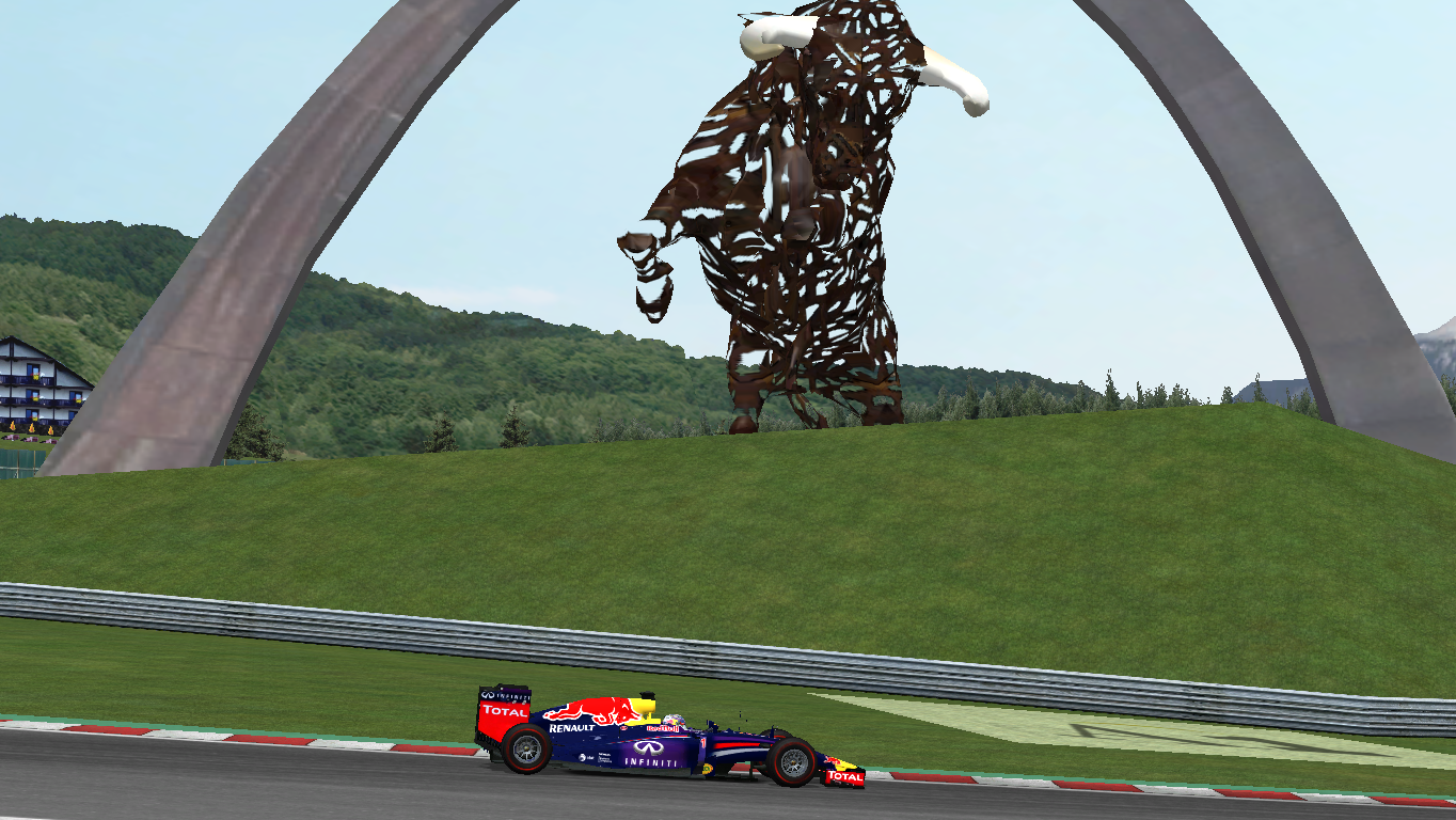 [LOCKED] F1 2014 by Patrick34 v0.91 346115rFactor2014062018161099
