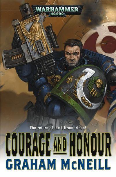 Champ de mort / Courage et Honneur (Uriel Ventris Tome 4 et 5) 346370CourageandHonour