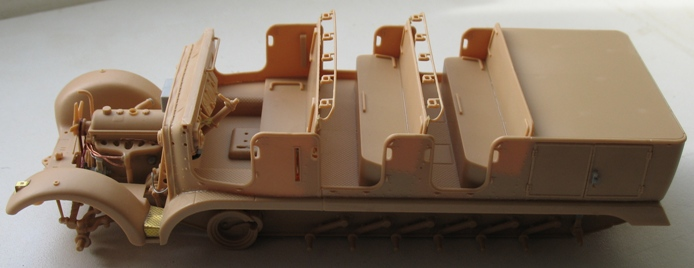 Sd.Kfz 6  Trumpeter 1/35 347856modles124007