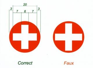 Decals Suisse 349420SAFProp1
