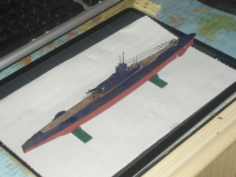 sous-marin SURCOUF 1/400 350004vidr