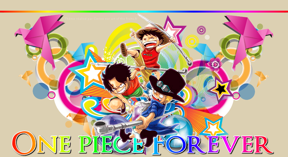 ONE PIECE FOREVER
