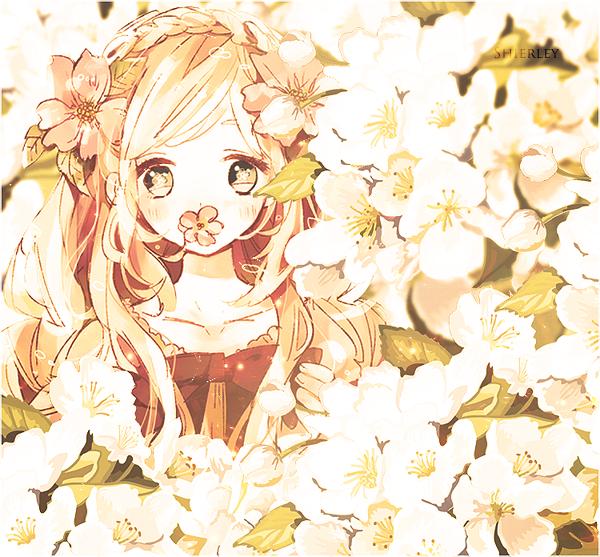 [Orange et +] Daughter of Water 351682lostinflowers