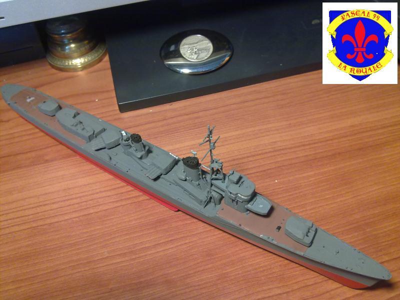 destroyer Yukikaze par Pascal 94 352413250420111419