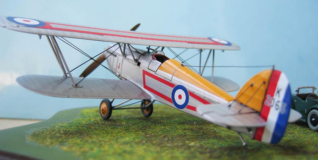[Revell] Hawker Fury MKI 352489Fury28
